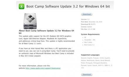 [Mac 노트] 사파리 5.0.3, 부트캠프 3.2, 맥북/맥북프로 EFI 펌웨어 2.0 업데이트