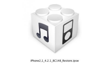 [i-노트] iOS 4.2.1 GM 버전 배포, GM 만 벌써 3번째 (애플 유례상 보기 드문 사례)