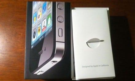 [개봉기] Verizon iPhone 4 개봉기
