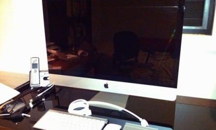 [개봉기] 2011년도 최신 iMac 구입 및 개봉기