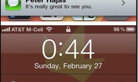 [애플뉴스] iOS 5 알림기능 개선을 위해 투입된 Cydia 앱 개발자