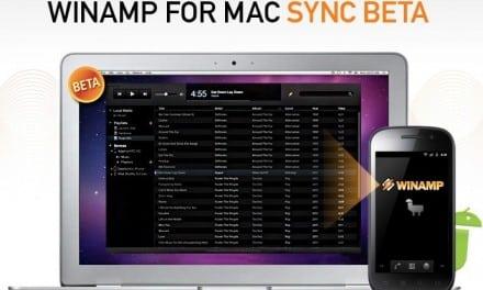 [Mac] WinAmp, 안드로이드 기기와 iTunes 보관함 무선 동기화 지원