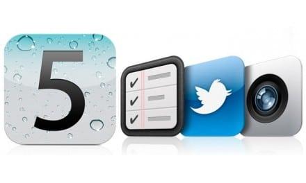 [iOS] iOS 5.0.1 업데이트, 여전히 배터리 급소진 문제 미해결