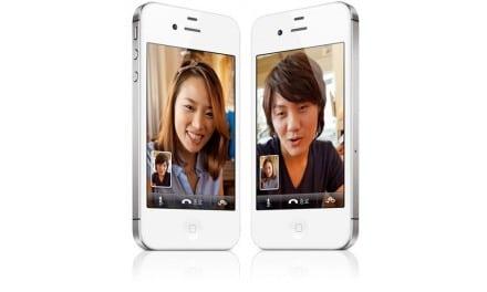 [Tip] 3G 네트워크에서 아이폰4의 FaceTime 사용하기