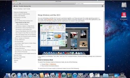 [Mac] Parallels Desktop 7 빌드 7.0.15050, Windows 8 개발자 프리뷰 공식 지원.