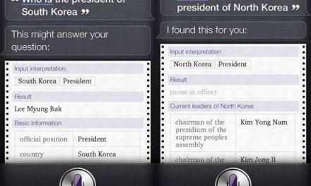 [iOS] 영어 쌩초짜를 위한 아이폰 4S 의 Siri 콩글리쉬 명령 모음 #3