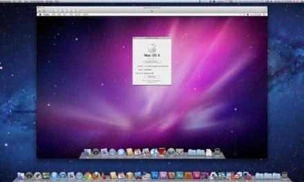 [Mac] VMWare Fusion 4.1 업데이트, Mac OS X 10.5/6 일반 사용자 버전 설치 지원.
