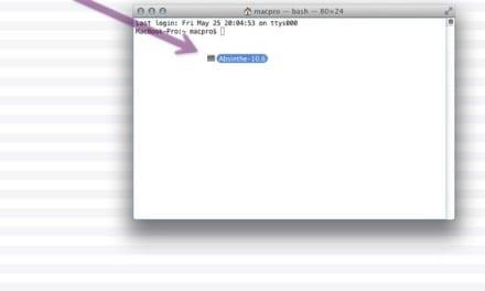 [가이드] OS X 10.8 Mountain Lion DP3 에서 iOS 5.1.1 완탈툴 Absinthe 2.0 실행하기