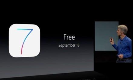 iOS7 정식버전, 공식 배포 날짜와 시간 (한국시간)