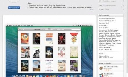 OS X 10.9 Mavericks, iLife, iWork 무료 전환 및 무료 업그레이드