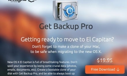OS X 백업 앱, Belight Backup Pro 한시적 무료 배포
