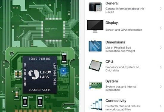 아이폰 6S, 6S+ 의 A9 칩 제조사 확인 방법