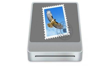 맥 메일(Mail) 공장 초기화 방법