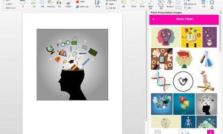 Tip | Mac 용 MS 오피스에서 클립아트 라이브러리 사용하기